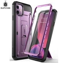 Voor Iphone Xr/Xs Max/ 11/11 Pro/11 Pro Max Case Supcase Ub Pro Robuuste Holster Cover met Ingebouwde Screen Protector & Kickstand