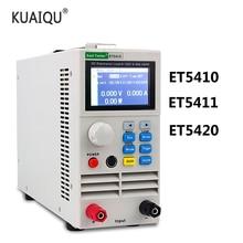3 ชนิด 400W 150V 40A Professional Programmable Digital DC อิเล็กทรอนิกส์โหลดเดี่ยวเครื่องทดสอบแบตเตอรี่โหลด