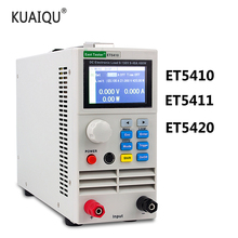 3 Kind of 400W 150V 40A Professional Programmable Digital Control DC Electronic load Tester Single Channel Battery Tester Load