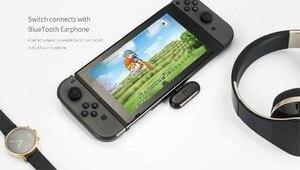 Image 4 - Gulikit Adaptador de Audio Route + Pro con Bluetooth, transceptor inalámbrico, adaptador USB C para Nintendo Switch, Soporte para PC, Chat de voz en el juego
