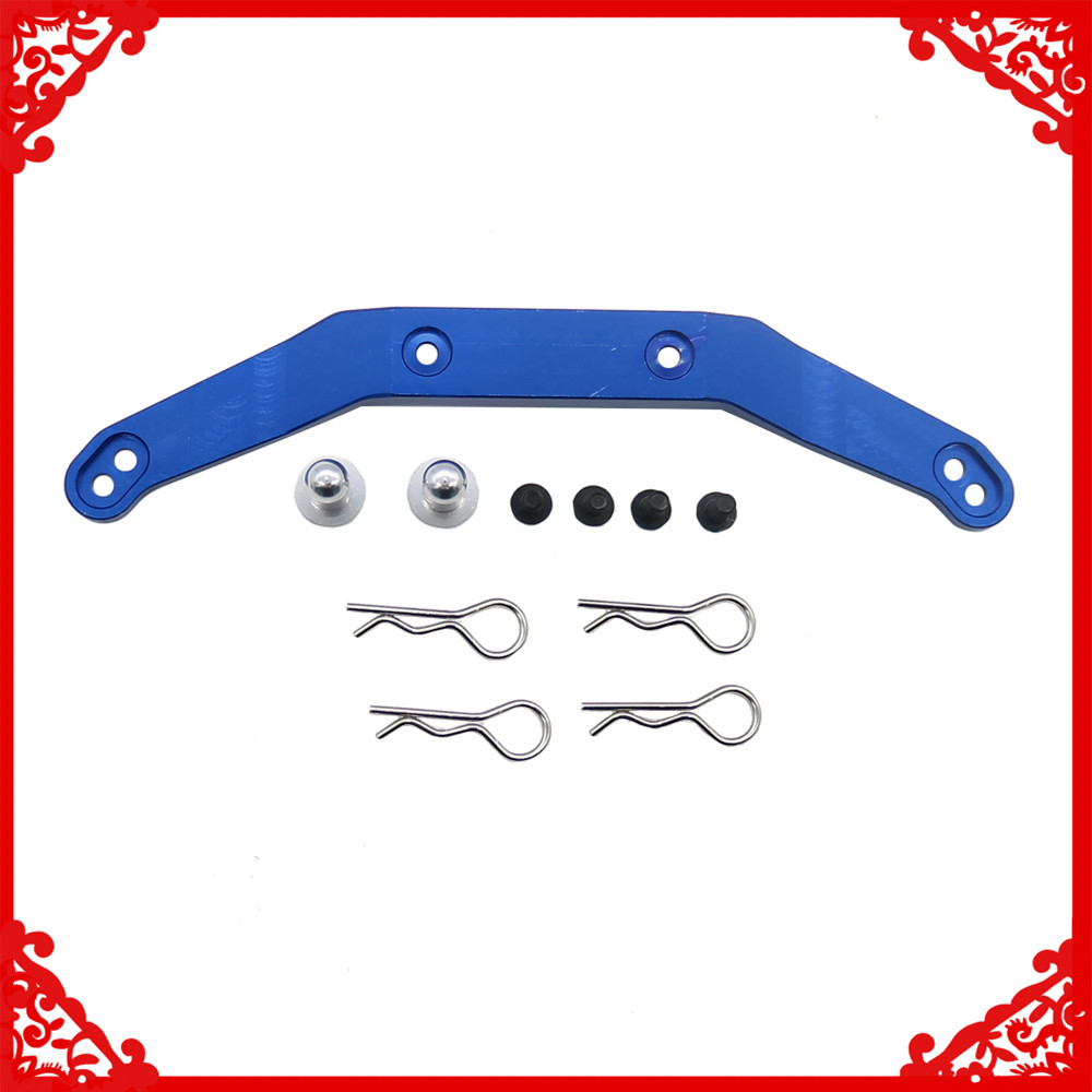Alloy front or rear body mount post for rc hobby car 1/10 Traxxas Slash ho-pup upgrade parts