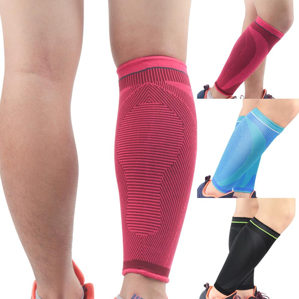 Hot Sport Knee Pads Knee Sleeve Thicken Calf Compression Sleeve Leg Compression Socks Shin Splint Calf Pain Relief Dropshipping@