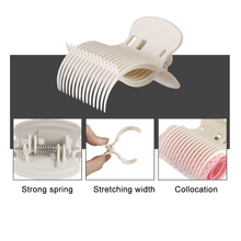 Clip Hair-Rollers New Hot 12pcs Insulation-Clip Random-Color