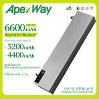 Apexway 6600 мАч 11,1 В батарея для Dell Latitude ATG E6400 XFR E6410 E6500 E6510 E8400 M2400 M4500 W1193 GU715 H1391
