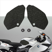 Motorcycle protection pad tank grip fuel tank pad sticker gasoline knee traction side  decal for BMW 03 09 K 1200 S 09 16 k1300