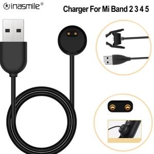Image 5 - Зарядное устройство для Xiaomi Mi Band 2 3 4 5, зарядный кабель для передачи данных, док станция, зарядный кабель для Mi Band 5 4, зарядное устройство USB OTG адаптер