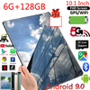 NEW Upgraded Android 9.0 Tablet 10.1 Inch  6G+128GB Wifi Tablet Dual Sim Card Call Phone Bluetooth Game Tablet for Kids 1