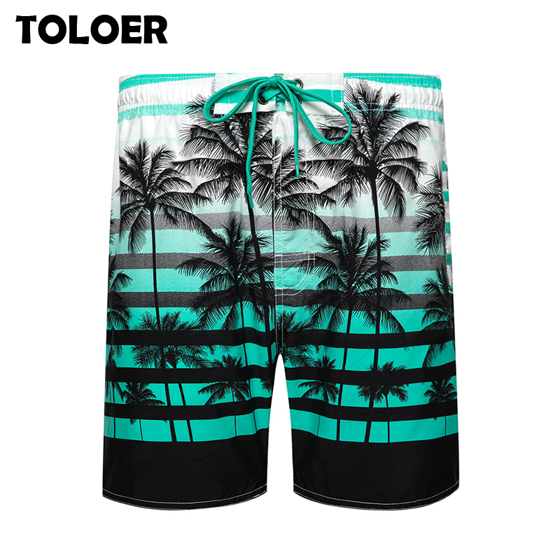 Men''s Shorts Summer Surfing Beach Shorts Men Boardshorts Printed Board Short Pants Man 2020 Quick Dry Bermuda Casual Swim Shorts