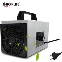 220v 110v 20 g/h generador de Ozono purificador de aire Ozonizador máquina O3 Ozono Ozon generador desodorante desinfección con tiempo