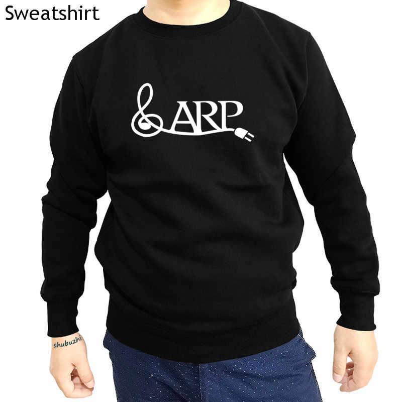 Arp 악기 스웨터 코튼 신디사이저 디자인 아날로그 레트로 신스 남성 코튼 hoody 가을, 겨울 패션 탑스 sbz4340