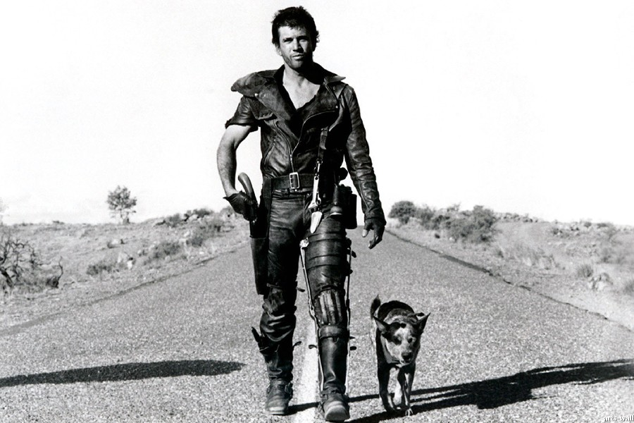 Mad Max Mel 1980s Movie Art Film Print Silk Poster Home Wall Decor 24x36inch image
