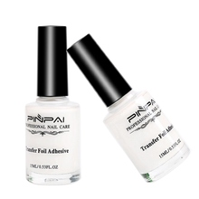 1pc Transfer Foil Adhesive Nail Glue Safety No Stimulation Galaxy Star Art Manicure