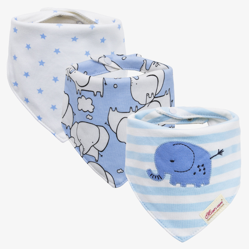 65 light blue elephant