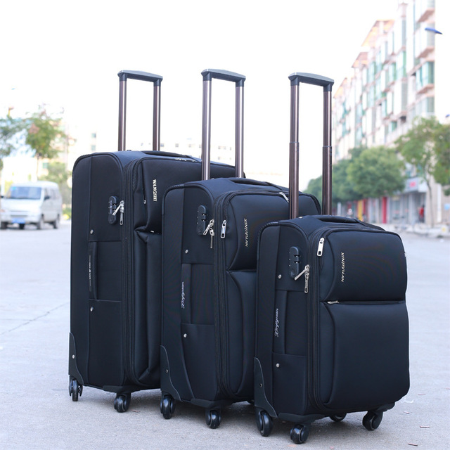 Anti-Drop Waterproof Luggage