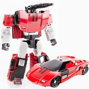 Image 3 - BMB AOYI SS38ใหม่COOL 18ซม.Transformation Movieของเล่นKOรถหุ่นยนต์อะนิเมะรูปแบบการกระทำเด็กเด็กผู้ใหญ่ของขวัญH6001 4B