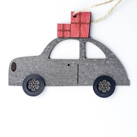 1pcs gray car