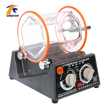 цена на Polishing Machine Polisher Politriz Jewelry Vibratory Tumbler Rock Tumbler Machine Polisher Capacity