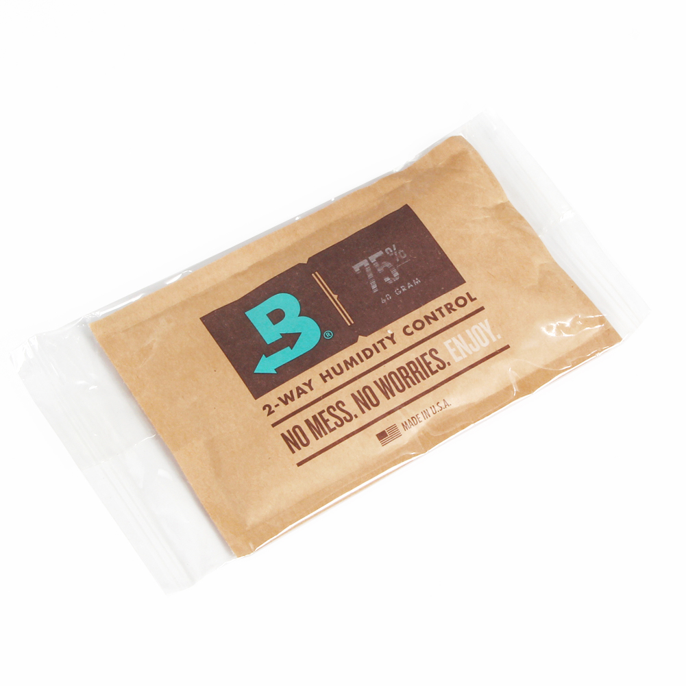 1 PC <font><b>boveda</b></font> Cigar Humificator keep 65-75% Humidity Pack Pocket Cigar Humidor Humidifier image