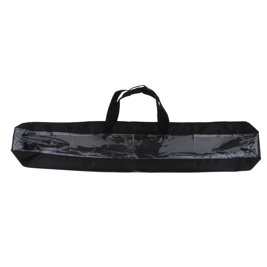 Belly Dance Costume Angle Isis Wing Bag Non Woven Fabric Carry Cases Black