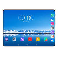 """2020 new Genuine 10.1 inch Android 9.0 Tablet PC Octa core 6GB+128GB 3G/4G LTE Smart Phone GPS WIFI Android 9 tablets 10""""+Gift"""