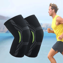 цена на Knee Protector Pads Brace Pad Sleeve Kneepad Wrap Braces Wraps Kneepads Gard Sleeves Basketball Knee Pads Support Sports Guard