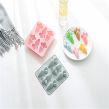 3D Carrot Food Grade Silicone Molds Fondant Cake Mould Chocolate Baking DIY Easter Christmas Gift