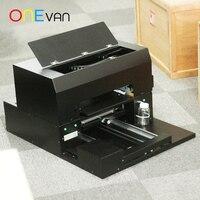 ONEVAN.A3  impresora UV acrílica  máquina pequeña universal de inyección de tinta de cristal plano para hacer carcasas de teléfono móvil  equipo de impresión