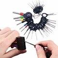 26 шт., электропроводка для удаления автомобильного терминала для автомобилей, обжимной инструмент, коннектор, экстрактор, инструмент для уд...