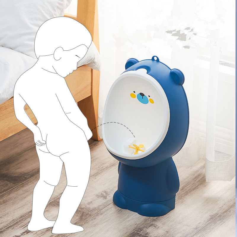 Children Urinal Baby Stand-up Pedestal Pan Urine Cup BOY'S Urinal Portable Urinal Urinal Household