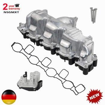 AP01 SUCTION TUBE 2.0 TDI + ACTUATOR For AUDI A4 A4 A6 VW PASSAT GOLF 03L129711E + 03L129086