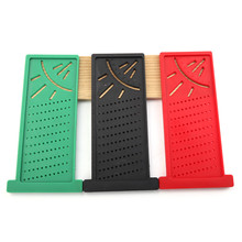 3D Mitre Angle Measuring Ruler Square Size Measure Tool with Gauge Ruler Tool Portable Multi-function Angle Ruler Measuring Tool 12 inch combination tri square ruler stainless steel machinist measuring angle ruler for measurment tool