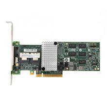 Плата IBM M5015, контроллер Megaraid 9260 8i SATA / SAS RAID 6G PCIe x8 для серверного массива LSI 46M0851