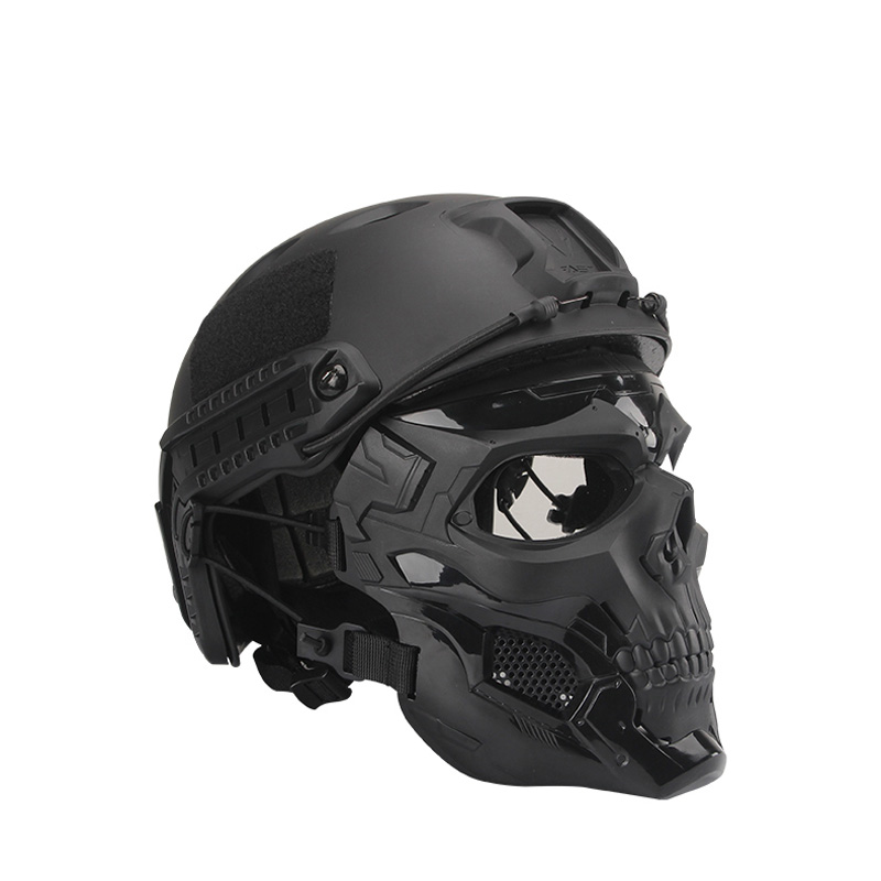 Bulletproof Helmet Bullet Proof Skull Mask Lightweight Military Tactical Bulletproof Helmet Tactical Painball Riding Self Defense Supplies Aliexpress