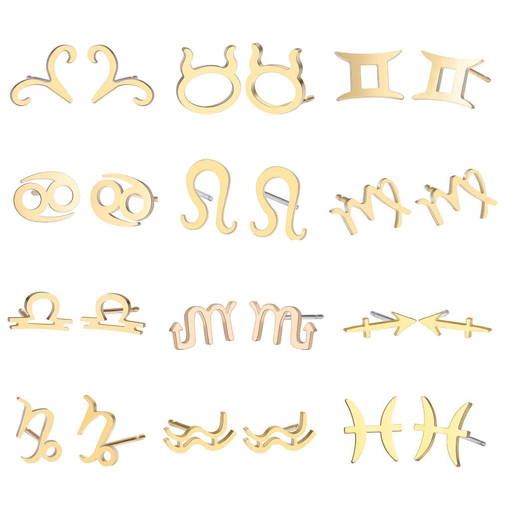 Cxwind anéis de constelação liva, gemini, taurus, aries, anel feminino, casamento, noivado, moda feminina, joias de aniversário