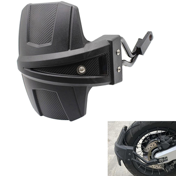 Motorcycle Durable Rear Mudguard Tire Wheel Splash Mud Guard for Honda Xadv X-Adv 750 2017 2018 2019 Motorcycle Accessories