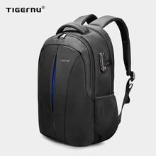 Tigernu Brand Backpacks Male Student College School Bags Waterproof Travel Backpacks Men Rucksack Mochilas Laptop Backpack Bags