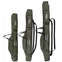FDDL Portable Folding Fishing Bags Rod Carrier Canvas Fishing Pole Too