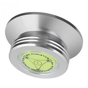 Image 4 - Gümüş siyah alüminyum kayıt ağırlığı kelepçe LP vinil pikap Metal disk sabitleyici kayıtları oyuncu aksesuarları