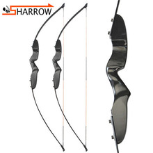 1pc 53inch 40lbs Straight Bow Archery Training Recurve Bow Right Hand With Arrow Rest For Outdoor Sport Hunting Shooting Longbow все цены