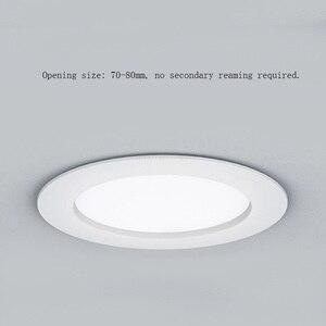 Image 2 - 원래 샤오미 Mijia 스마트 Led 통 블루투스 메쉬 버전 음성 원격 제어에 의해 제어 색온도를 조정