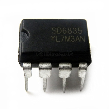 10pcs/lot SD6835 6835 DIP-8 In Stock image