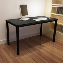 Современный черный 47 дюймовый компьютерный стол для гостиной