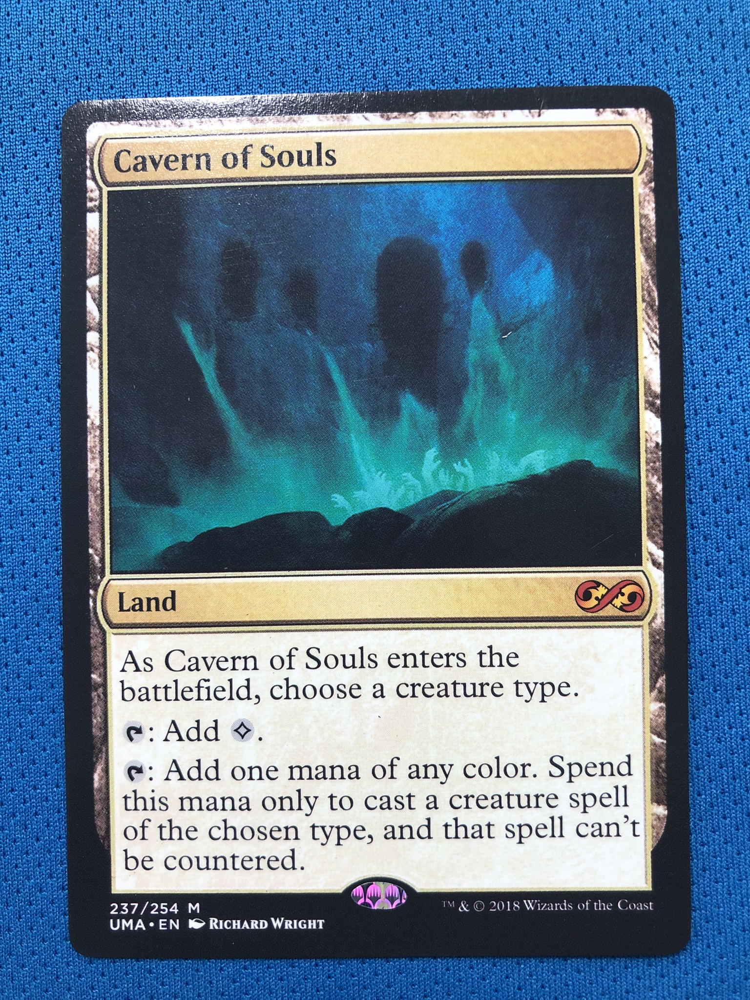 Cavern Of SoulUMA Hologram Magician ProxyKing 8.0 VIP The Proxy Cards To Gathering Every Single Mg Card.