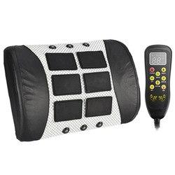 Tração compressa quente cintura pulso massageador infravermelho fisioterapia tratamento curvatura lombar dor cervical lombar lesão muscular