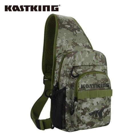 kastking multifuncional saco de pesca packs estilingue ferramenta saco para caminhadas ciclismo caca acessorios sacos