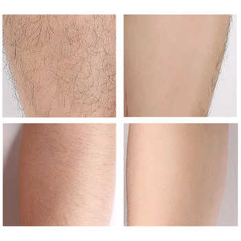 60g Depilatory Cream Hair Removing Cream for Women and MenHand Leg Hair Loss Depilatory Cream Removal Armpit Hair Care