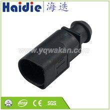 Frete grátis conjuntos 4pin plugue cablagem conector plástico Auto Electri 5 4B0 973 812