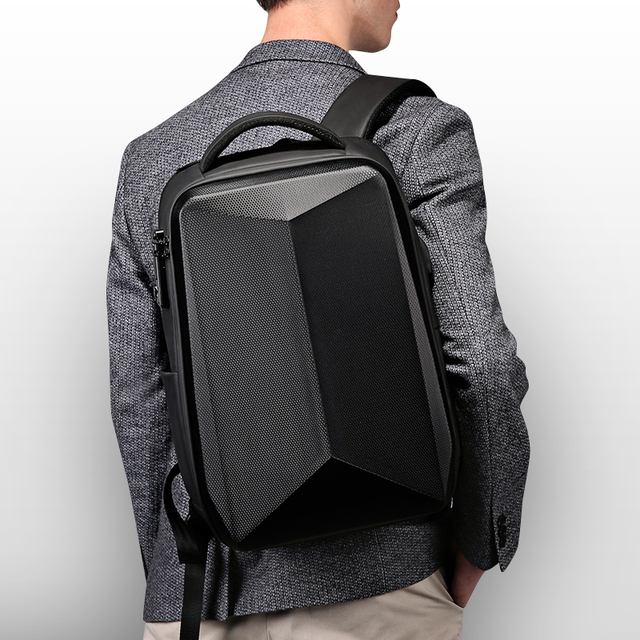 Fenruien New Fashion Waterproof Backpack Anti-Thief School Backpacking Fit for 15.6 Inch Laptop Men Travel Business Backpacks 6