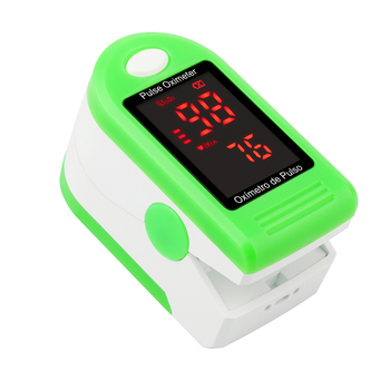 Professional Finger Pulse Oximeter Blood Oxygen Saturation Monitor Heart Rate Detector Health Monitors finger pulse oxygen saturation monitor blood oximeter finger oximeter health monitors oximetro home family pulse oxymeter