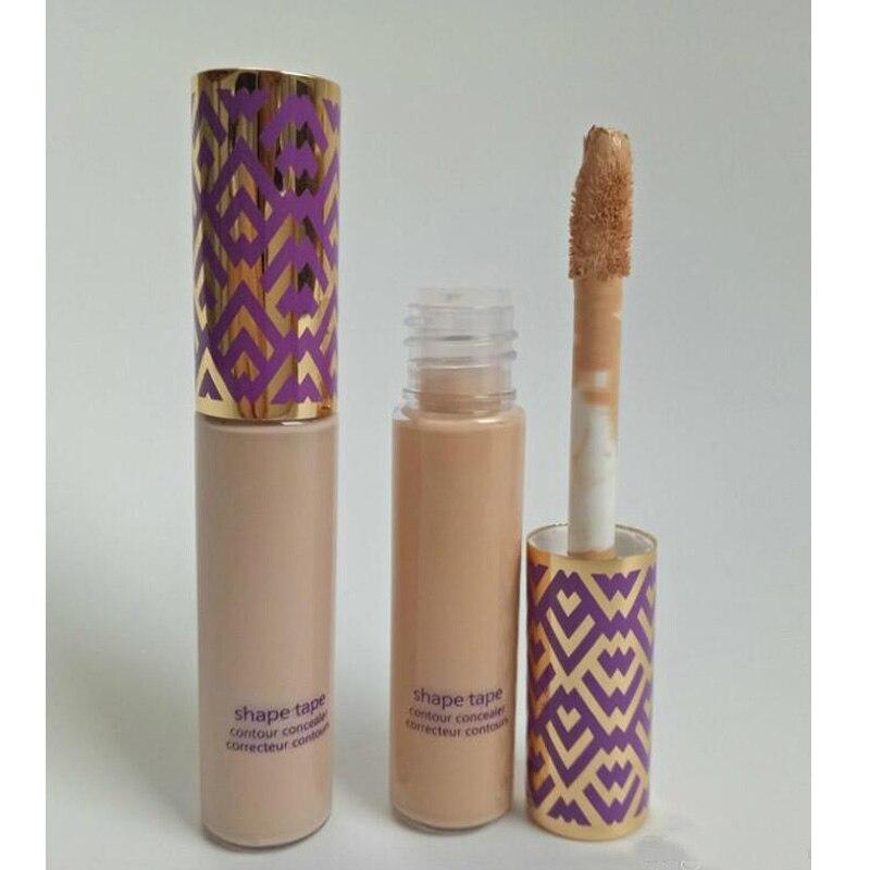 Shape Tape Concealer Face Foundation Contour Cream Best 5 Colors Makeup Contour Concealer 10ml Medium Light Sand Fair Light Ligh